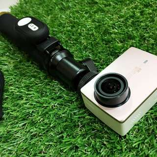 Xiaomi Yi 4K Action Camera Sport / Rose Gold + Freegift