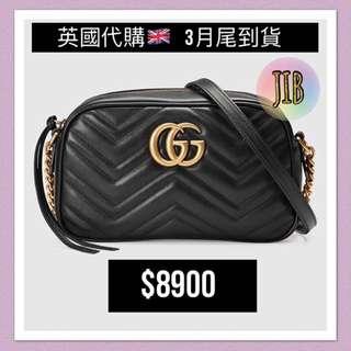 [價錢待定] Gucci ❤️ 大熱GG Marmon