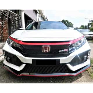 SPECIAL PROMOTION FOR HONDA CIVIC FC FULL BODYKIT-TYPE R VERSION