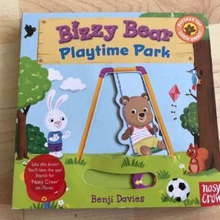 Bizzy Bear Book