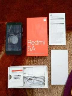 Xiaomi Redmi 5A Dark Gray