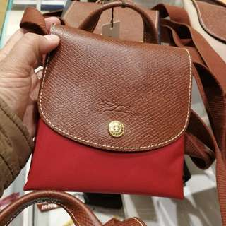 Longchamp Mini Backpack
