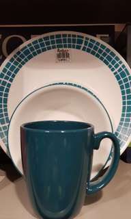 Corelle Plate set