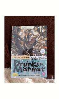 Drunken Marmut Karya Pidi Baiq (Original) (free ongkir)
