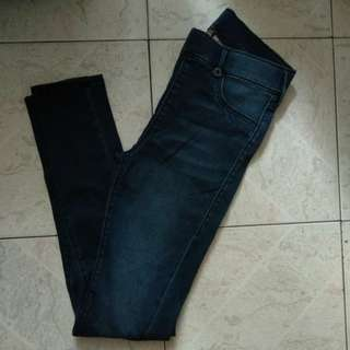 Woman denim legging - waist 26