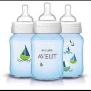 BN Avent Classic Milk Bottle