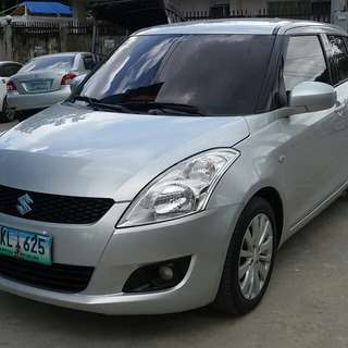 2011 suzuki swift 1.4 (40k mileage) M/T