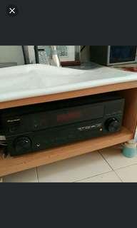 Amplifier  (Pioneer)