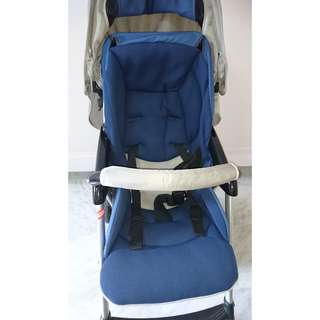 Light weight/One-hand fold/1st-use only/Combi stroller