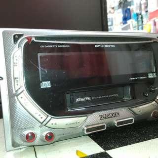 radio kenwood vcd kaset