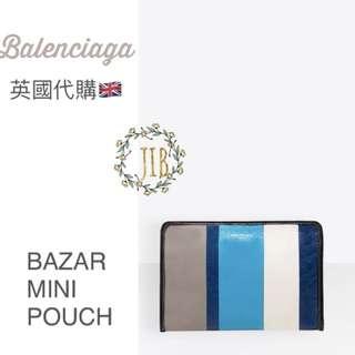 Balenciaga Clutches ❤️ BAZAR MINI POUCH