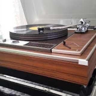 Garrard 401 SME 3009 seires ii audio technica 33ptg