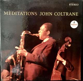 【Vinyl Record】John Coltrane - Meditatsions