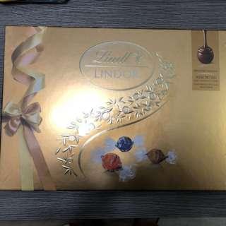Lindt Chocolate 瑞士蓮朱古力