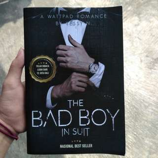 Novel the bad boy in the suit