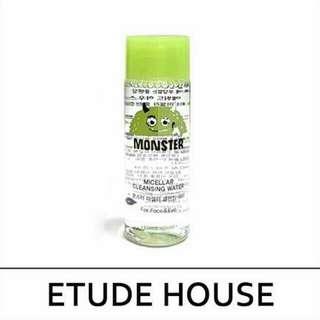 Etude house micellar water 25ml