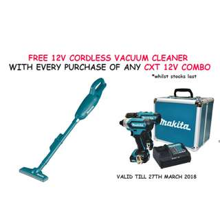 Makita 2018 March Promotion