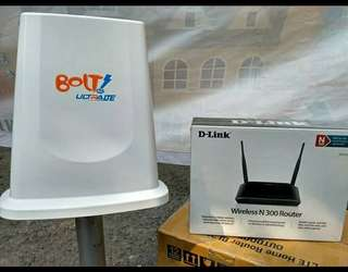 INTERNET BOLTHOME UNLIMITED KUOTA