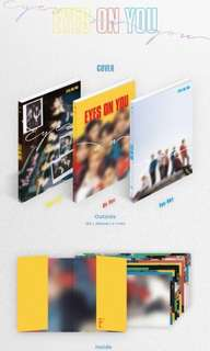 GO-GOT7 Eyes On You (preorder)