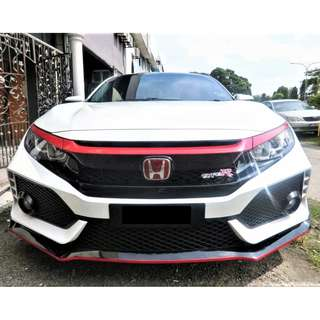SPECIAL PROMOTION FOR HONDA CIVIC FC FULL BODYKIT- TYPE R VERSION