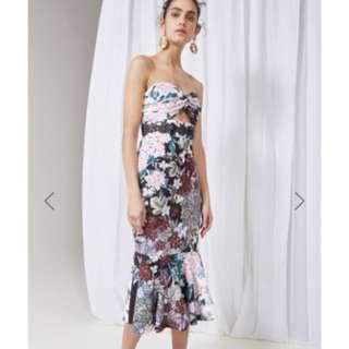 KEEPSAKE Lost Dreams Midi Dress