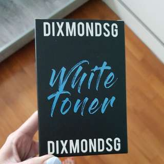 Non damaging white toner (DixmondSG)