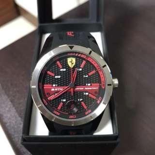 🚚 Ferrari sports watch 法拉利授權手錶 運動