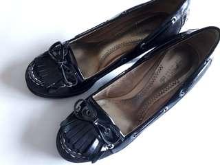Sperry's Wedge Heels Size 7