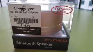 New! FLB-WD Neo Bluetooth speaker
