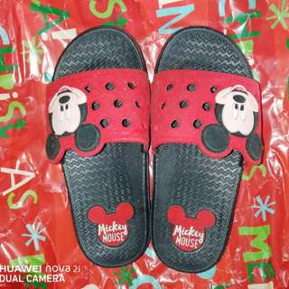 Mickey Mouse Slippers