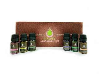 Simply Aromatique Essential Oil Set Of 6