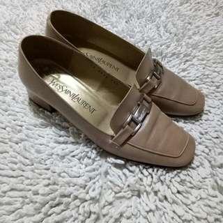 Yves Saint Laurent office shoes