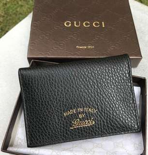 Gucci Swing Card Case