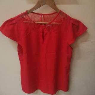 Preloved Red Top