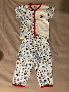 Puréen Baby Pyjamas Set for SALE!