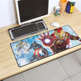 Little Heroes Mouse Pad - 2R1