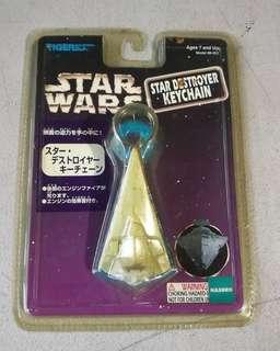 Star wars destroyer keychain