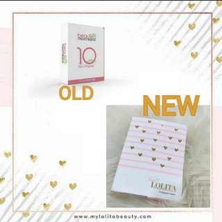 Skinny Lolita - 10 Tablets