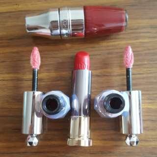 Shiseido/Lancome/Urban Decay Lipstick