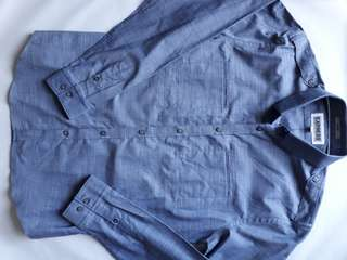 Express Button Down Size Large