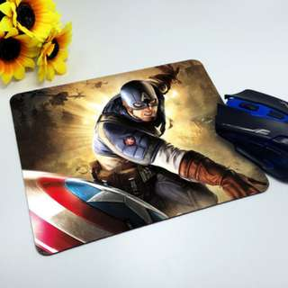 Little Heroes Mouse Pad - 8T