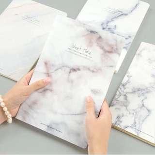 雲石筆記本 notebook