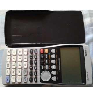 280 Casio fx-9860GIIs Graphic Calculator
