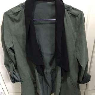 綠色外套🧥99%new