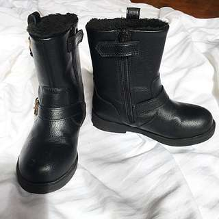 H&M Toddler winter boots