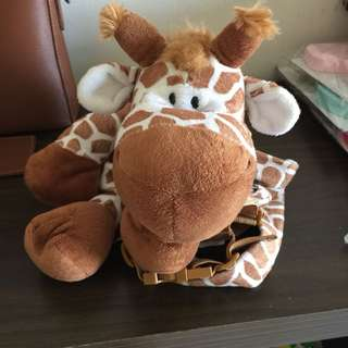 Giraffe backpack harness