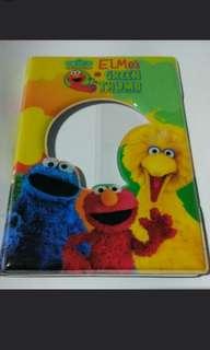 Unique Sesame Street Elmo Passport Cover