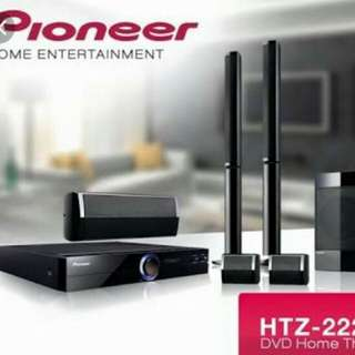 Pioneer Home Entertainment