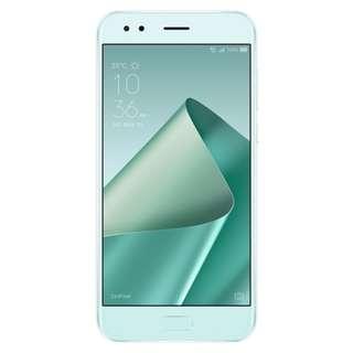 全新行貨Asus ZenFone 4 綠色 4GB RAM, 64GB ROM, 雙咭雙待,SIM 咭槽可作 Micro SD 槽使用, 非人為損壞,原廠保用1年