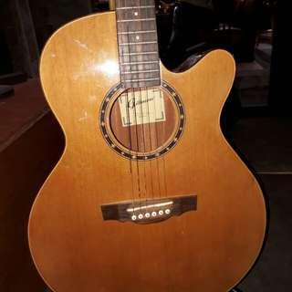 Gitar Gilmore Fg9000ce Na